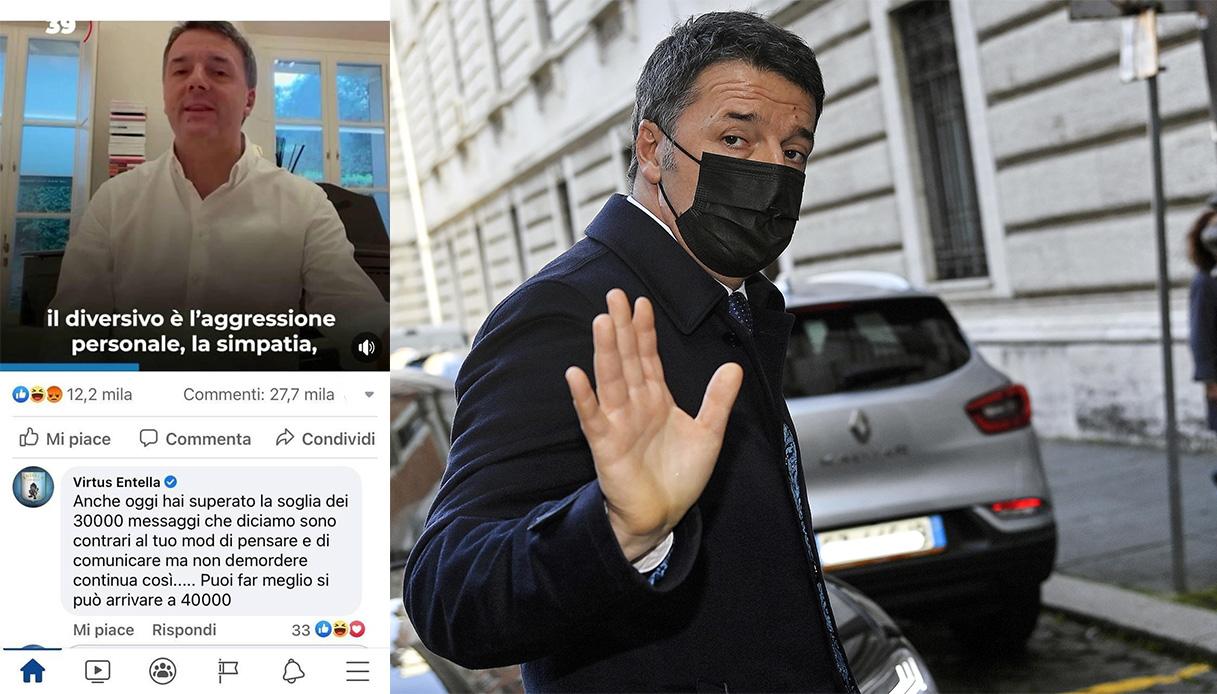 Frasi contro Renzi su Facebook, bufera sulla squadra di Serie B