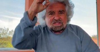 Anm:'Grillo sfiducia il processo Stop alle pressioni mediatiche'