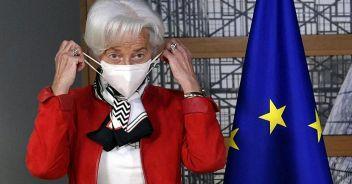 Lagarde: 'C'è ancora incertezza, ma la ripresa si rafforzerà'