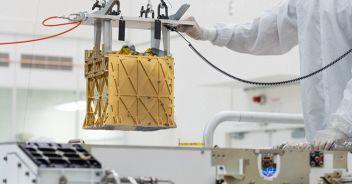Prodotto ossigeno su Marte,  è la prima volta