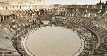 High tech e green, ecco come sarà l'arena del Colosseo