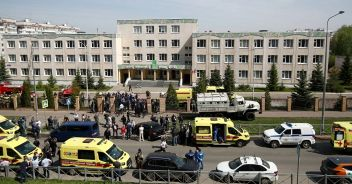 Russia, sparatoria in una scuola: due killer. Ci sono vittime