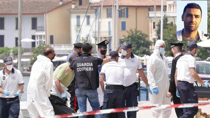 Coppia in barca trovata uccisa sul lago di Garda