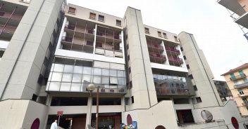 Il palazzo dove abitava Camilla Canepa