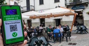 Green pass per ristoranti  Stato di emergenza fino al 2021