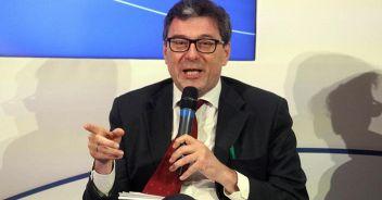 Giustizia, Giorgetti: 'Per fortuna chiude sempre Draghi'