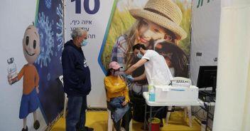 Da domenica in Israele  la terza dose agli over 60