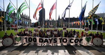 Vertice sul clima a Londra  per il successo della Cop26
