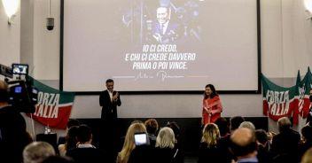 Berlusconi: 'FI essenziale  per vincere e governare'