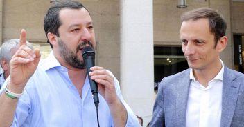 Covid, scontro Salvini-Fedriga sui No Vax: cosa è successo