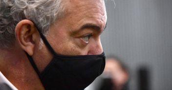 Arcuri interrogato a Roma  per l'inchiesta sulle mascherine