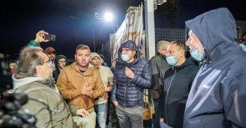 L'Italia rischia il blocco Presidio alla Fiat Avio