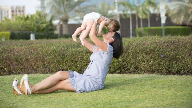 quanto tempo perdi peso dopo la nascita