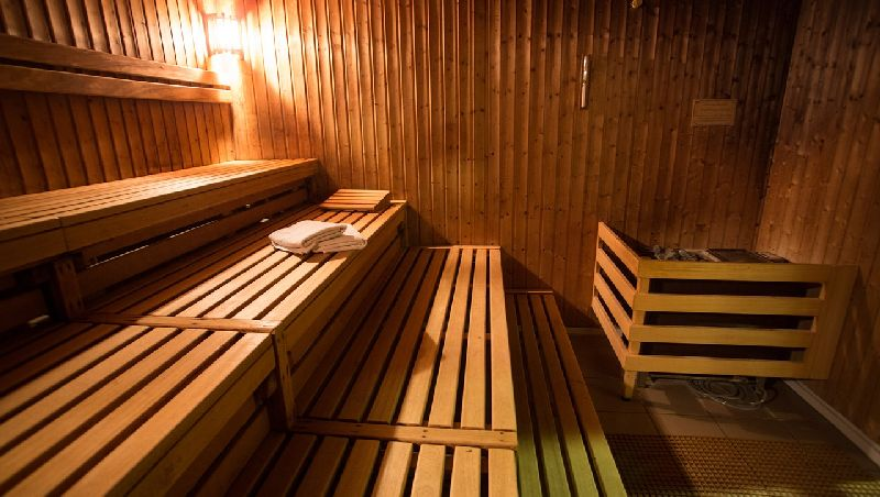la sauna a infrarossi brucia grassi