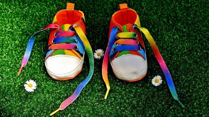 Come scegliere le scarpe da ginnastica per bambini Scarpe