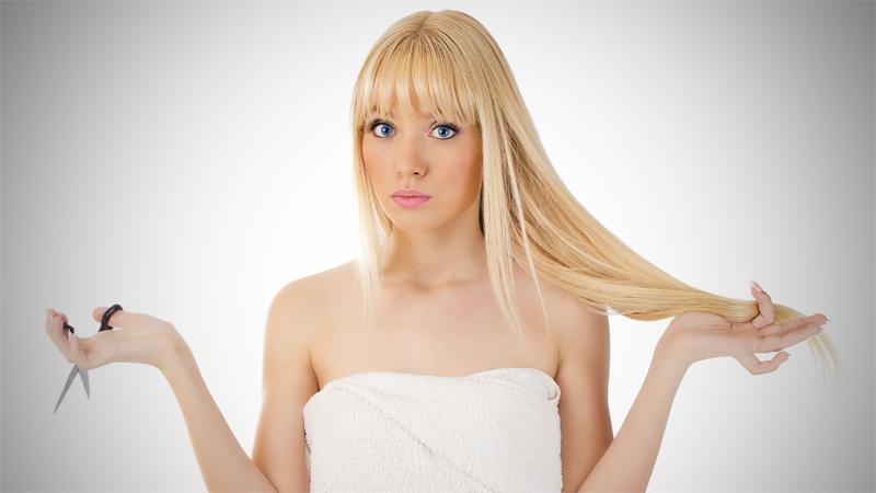 Come decidere che taglio di capelli fare