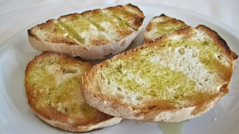 il pane migliore per le bruschette