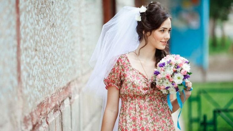 d57f2623e7d1 Il matrimonio civile permette una certa libertà in termini di stile