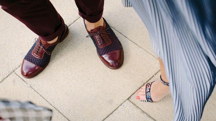 super popular 37556 e08d7 Scarpe stringate da uomo: come sceglierle? | PagineGialle ...