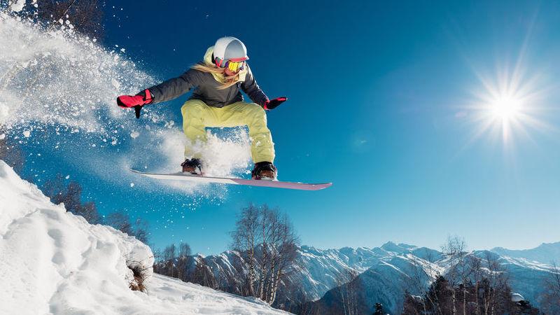 abbigliamento per snowboard