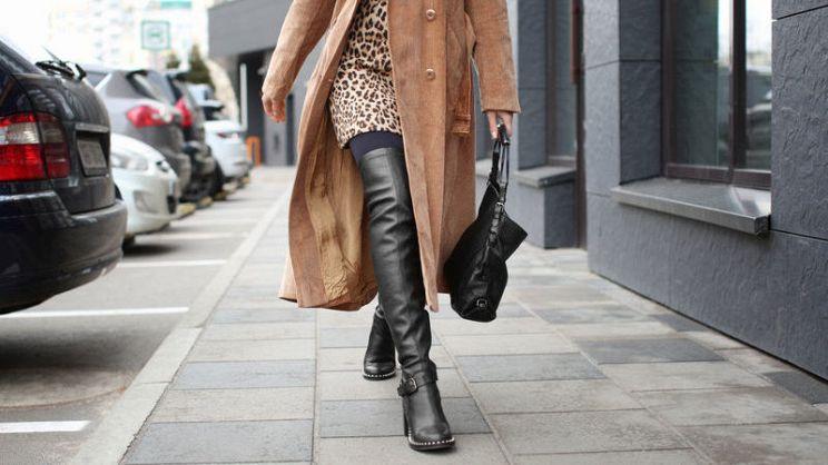 qualità superiore miglior grossista moda firmata Stivali sopra il ginocchio: consigli per non essere volgare ...