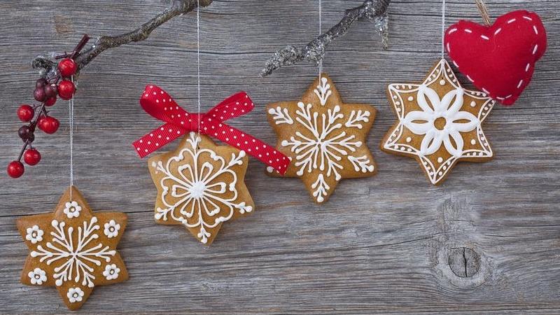 Decorazioni natalizie fai da te semplici