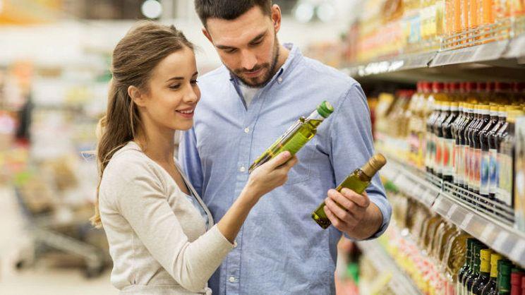 Spesa alimentare  quanto spende una coppia in un mese ... 7e574a0ac18