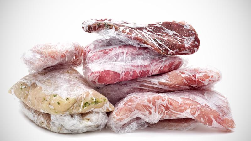 quanto dura la carne congelata?