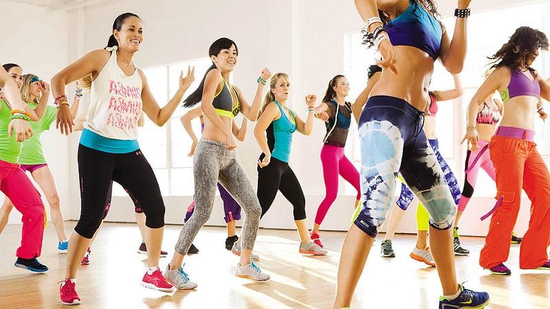 puoi perdere peso ballando zumba