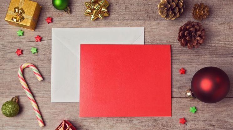 Lavoretti Di Natale Veloci E Facili.Come Realizzare Dei Biglietti Di Natale Fai Da Te Paginegialle
