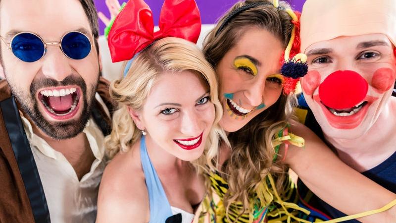 come fare costumi di Carnevale fai da te