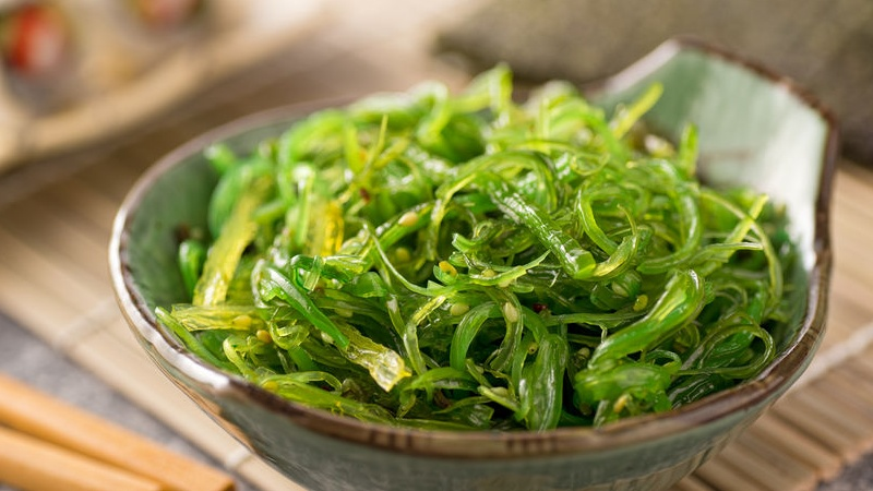 alga wakame dimagrante