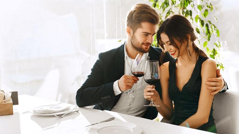 scegliere un ristorante romantico a Roma