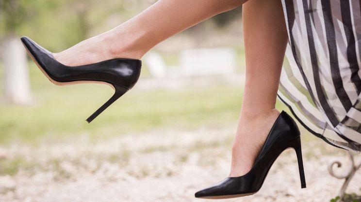 innovative design b4a7d 5c841 Tacchi a spillo: come camminare disinvolte? | PagineGialle ...