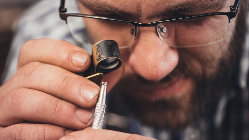 come calcolare la purezza di un diamante