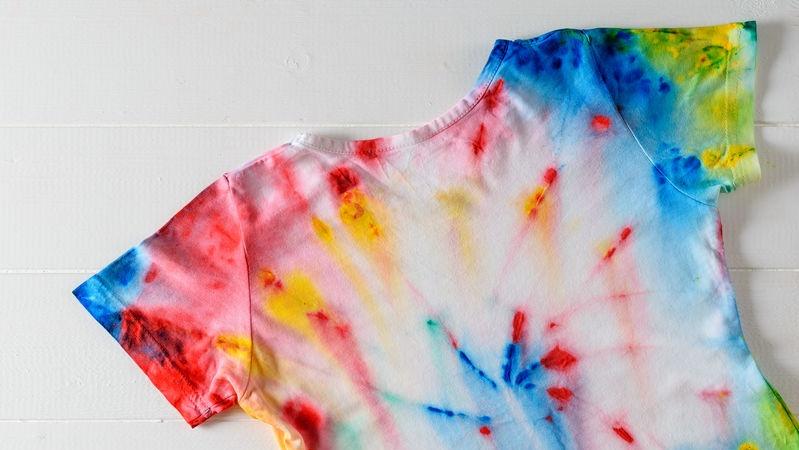 colorazione tye e dye