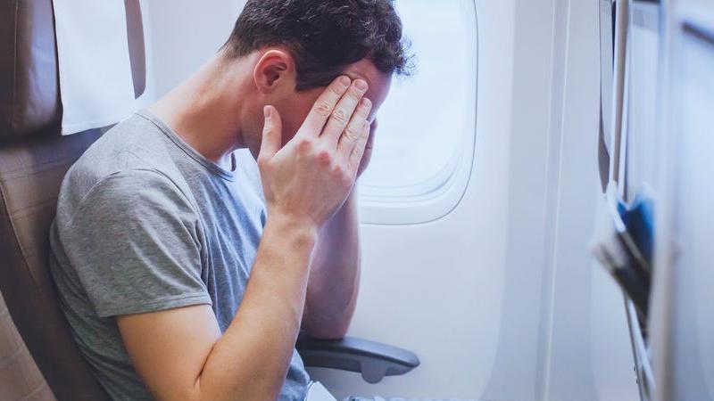 fobia dell'aereo
