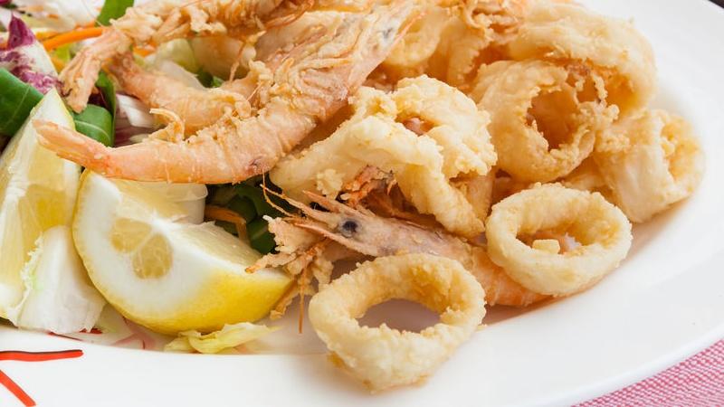 dove mangiare pesce a Napoli