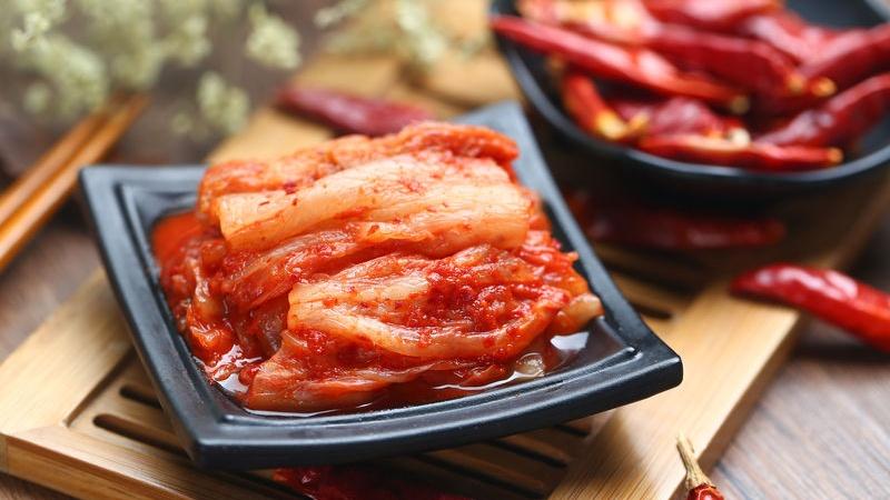 kimchi: piatto tipico coreano