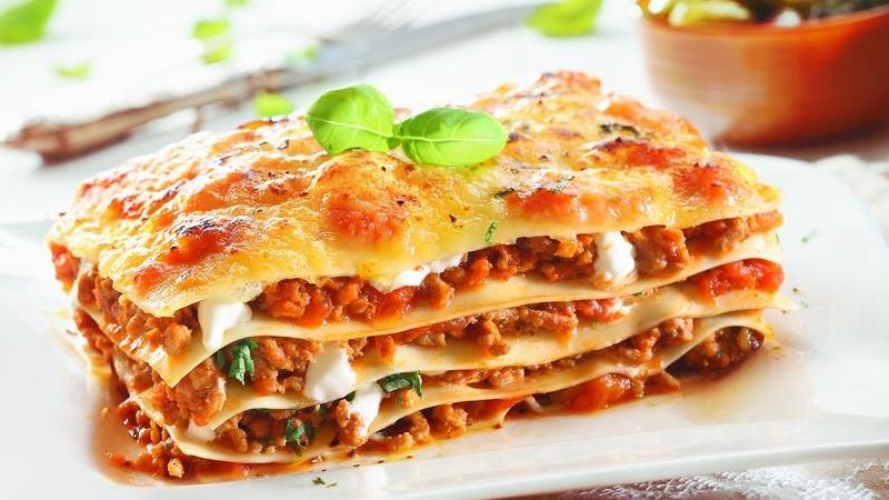 ricetta delle lasagne