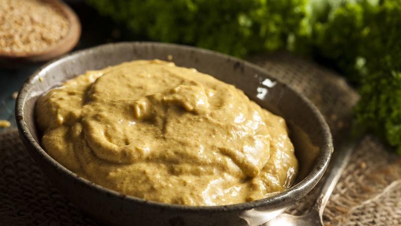 ricetta della mostarda