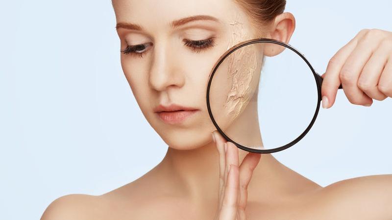 pelle asfittica: come si riconosce