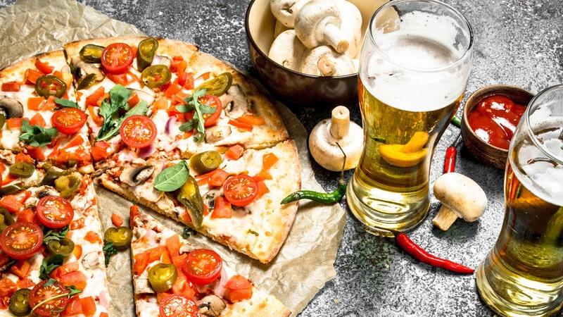 abbinamenti pizza e birra