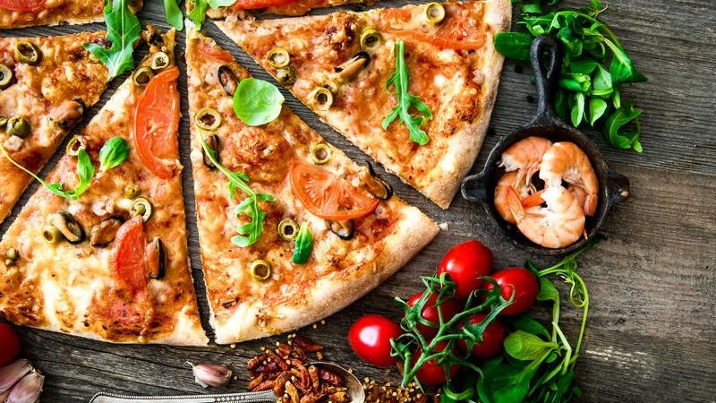 pizza buona a Bologna