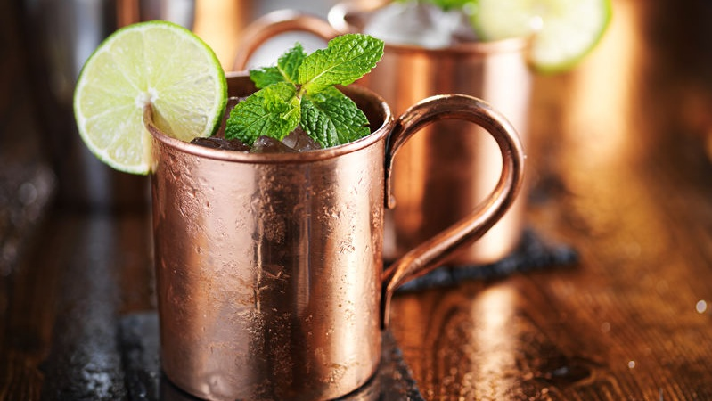 miglior moscow mule a Milano