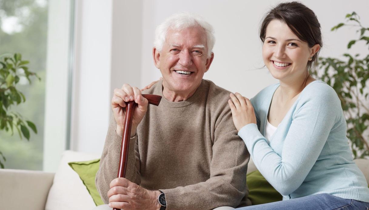 Anziani: assistenza domiciliare
