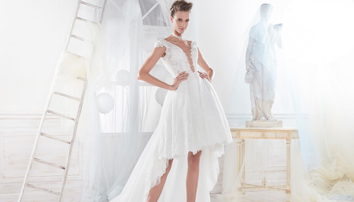 abiti sposa usati Roma