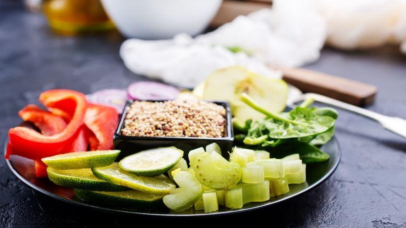 Dieta normale ed equilibrata