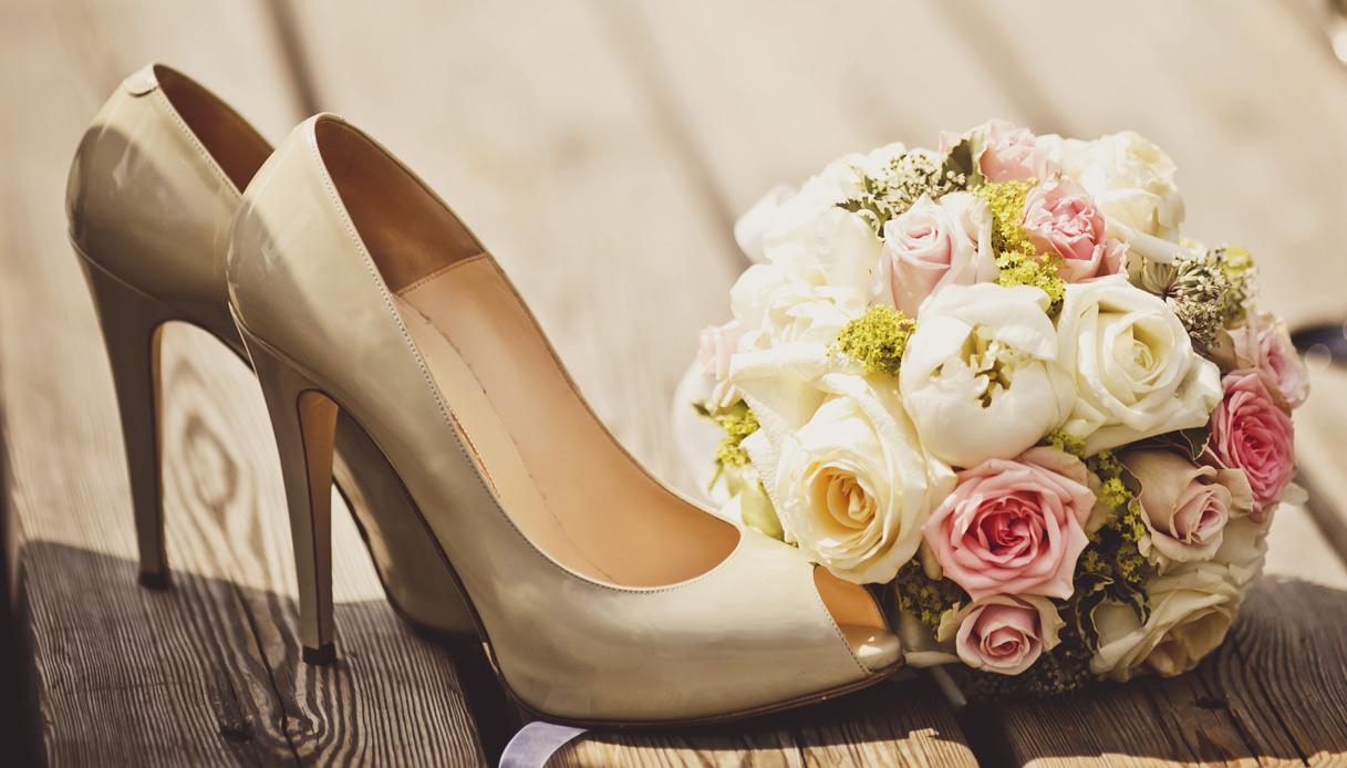I migliori outlet di scarpe da sposa a Roma | PG Magazine