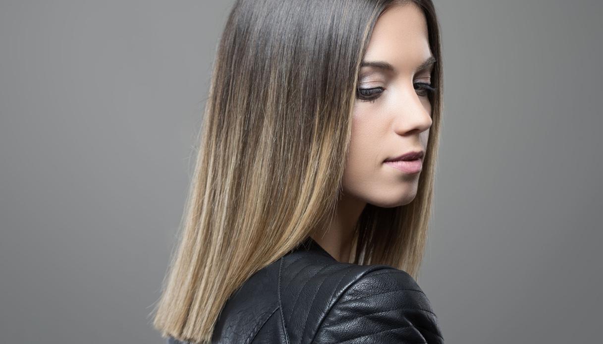 Come si fanno i capelli ombrè